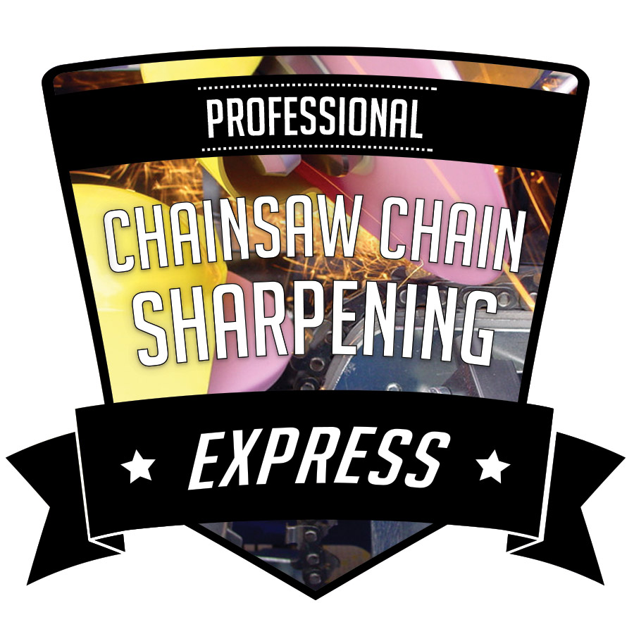 Express Chainsaw Chain Sharpening by RCPW
