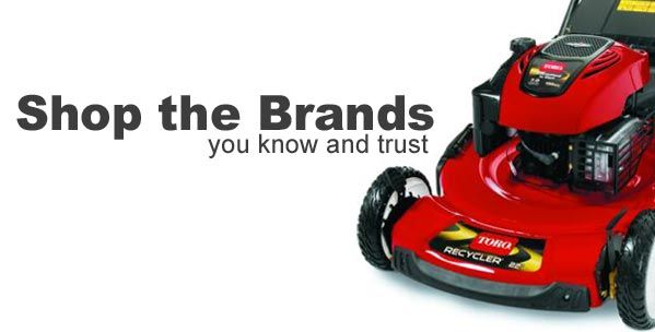 Find the Brands You Know and Trust