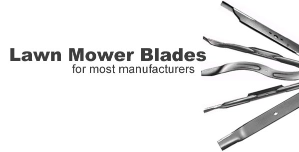 Lawnmower blades for sale