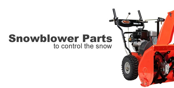 Discount snow blower parts