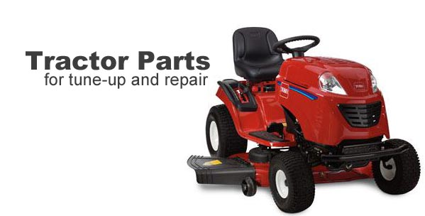 Replacement Lawn Tractor Parts for Sale